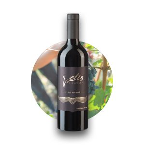 Velis vineyards petit verdot